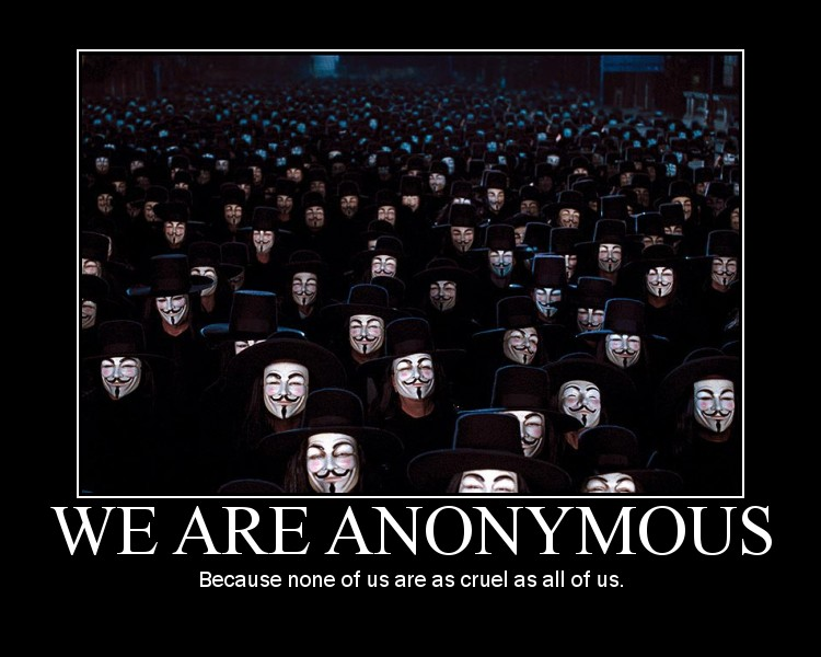 Authority and Power within ANONYMOUS | P2P Foundation | Social ...